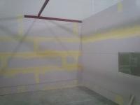 Специално помещение за робота с ренгенови лъчи и битово помещение_8